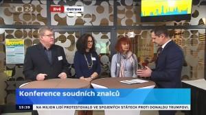 Reportáž ČT 24 neděle 2